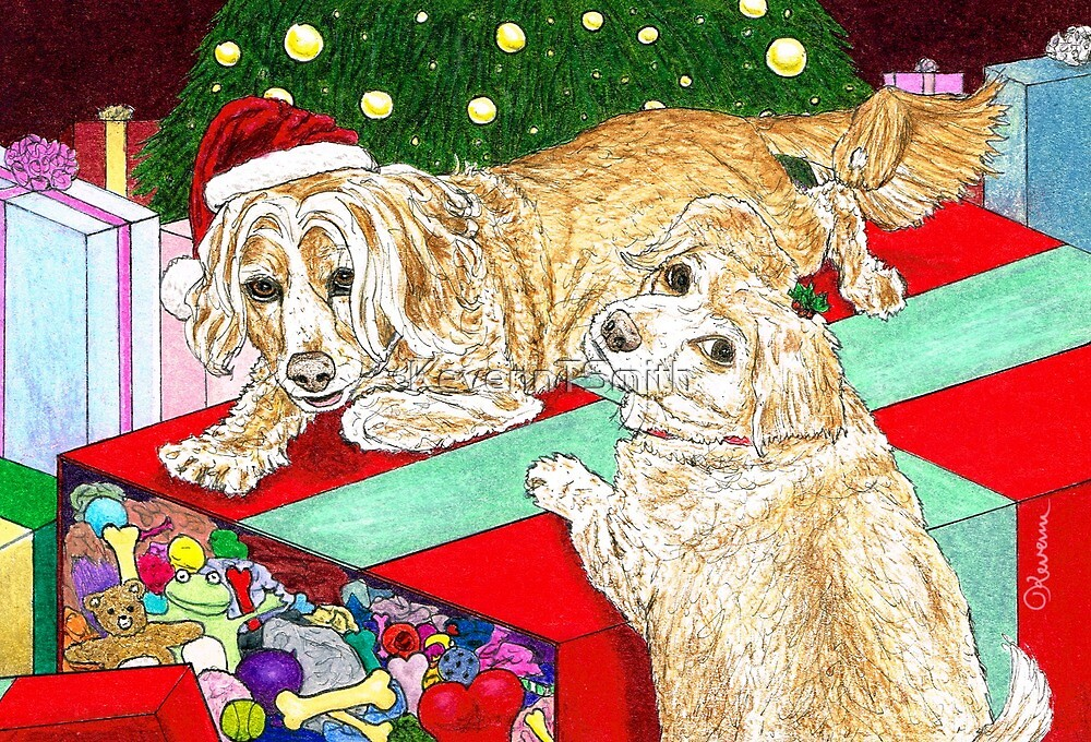 Humphrey & Lucy's Happy Holiday by KevennTSmith