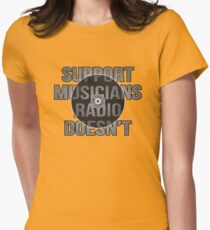 Support Musicians Radio Doesn't T-Shirt