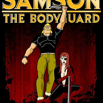 Samson The Bodyguard by ilcalvelage