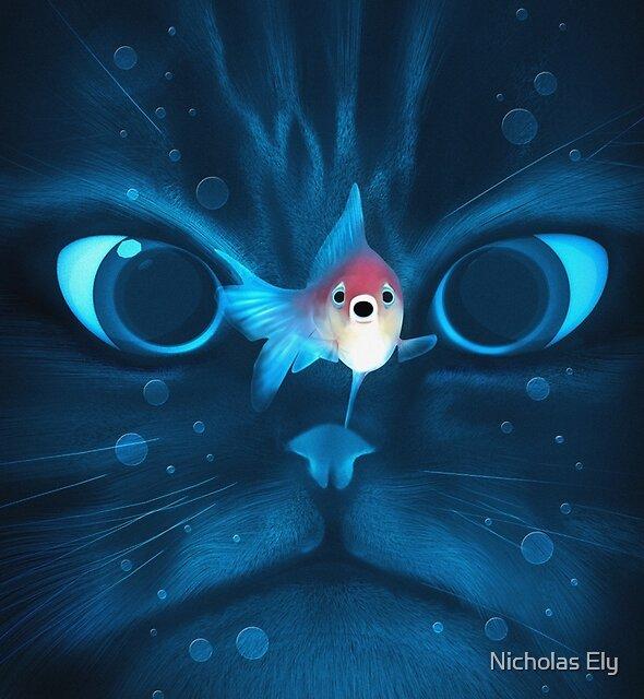 Cat Fish by Nicholas Ely