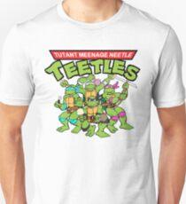 Tutant Meenage Neetle Teetles Unisex T-Shirt
