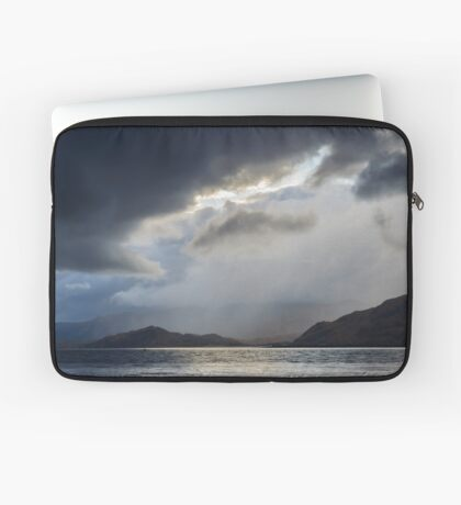 """Stormy Weather, """"Rift In The Sky"""" Laptop Sleeve"""