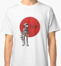 Rising Sun Cyborg Noodle Classic T-Shirt