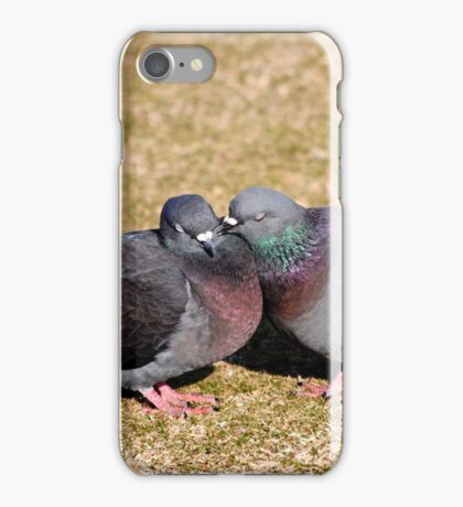 "Whispering ""I Love You"" iPhone Case/Skin"
