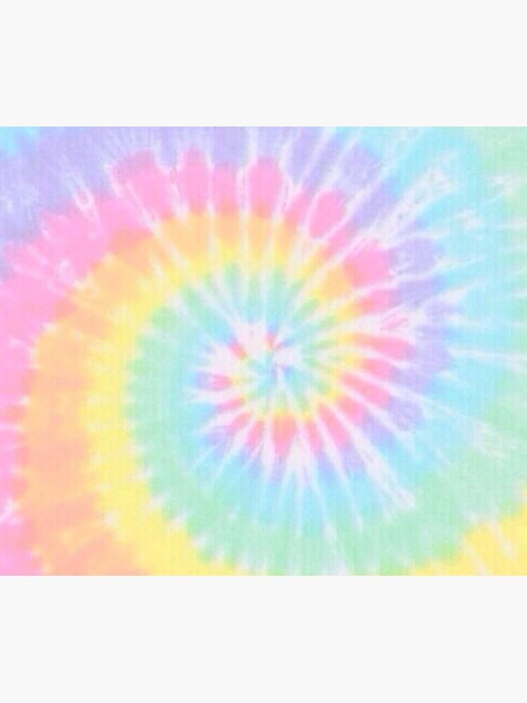 Rainbow tie dye by charlo19