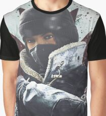 Frost R6S Graphic T-Shirt