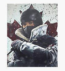 Frost R6S Photographic Print