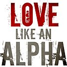 Love like an Alpha by Carrie Potter