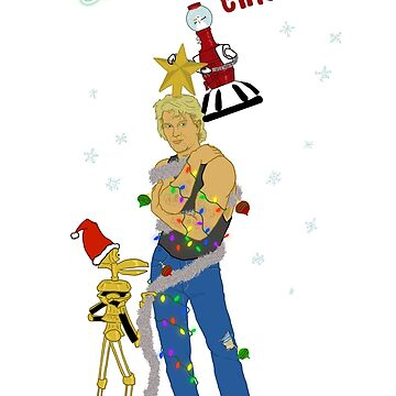 A Swayze Christmas by OKdoodle