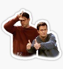 loser friendship Sticker