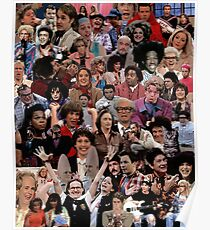 saturday night live collage Poster