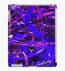 Purple Study iPad Case/Skin
