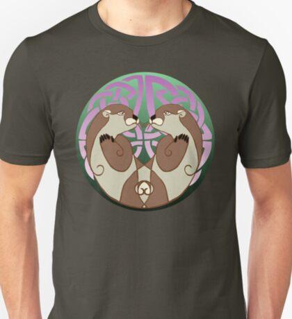 Dyfrgwn   Otters T-Shirt
