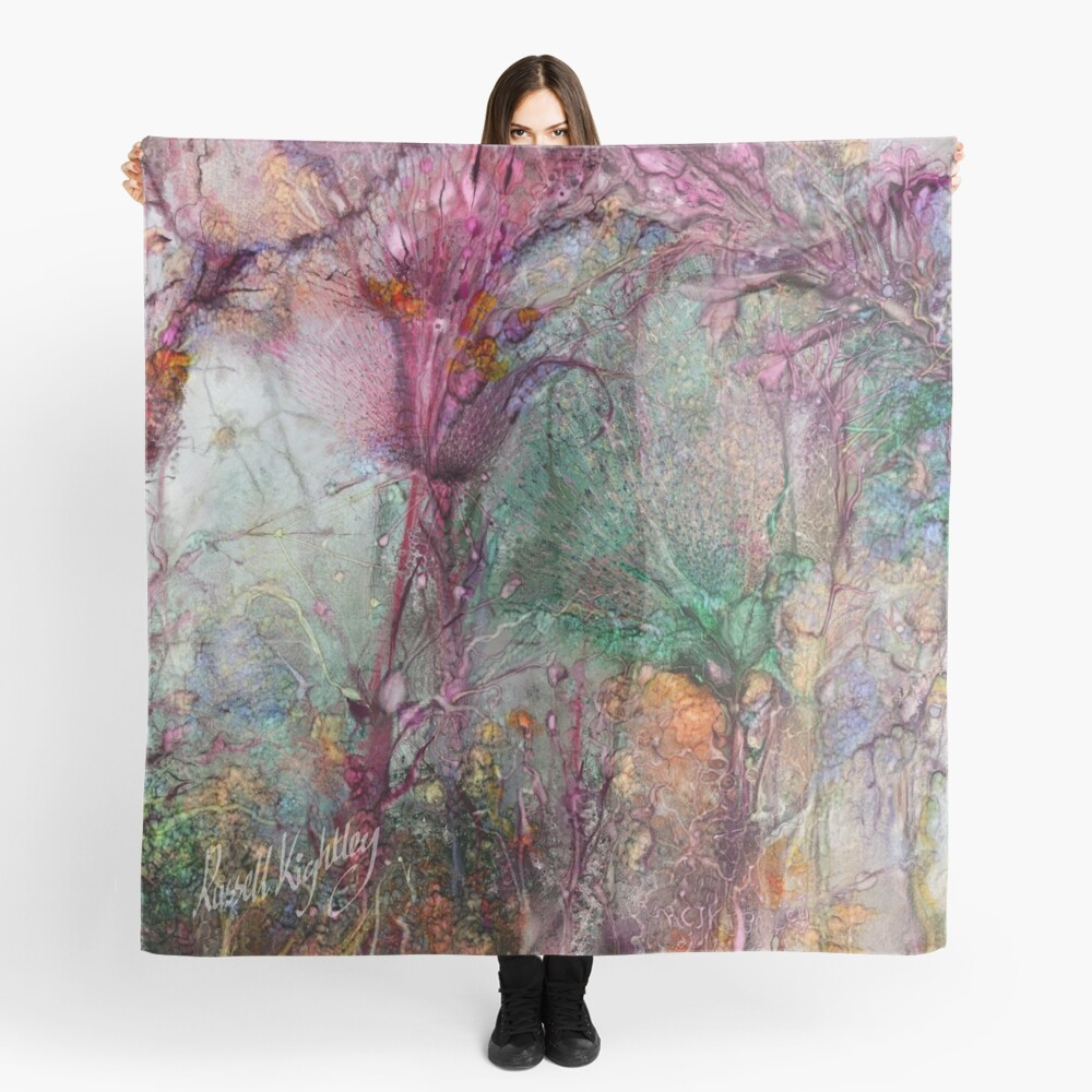 Qualia's Meadow R Scarf