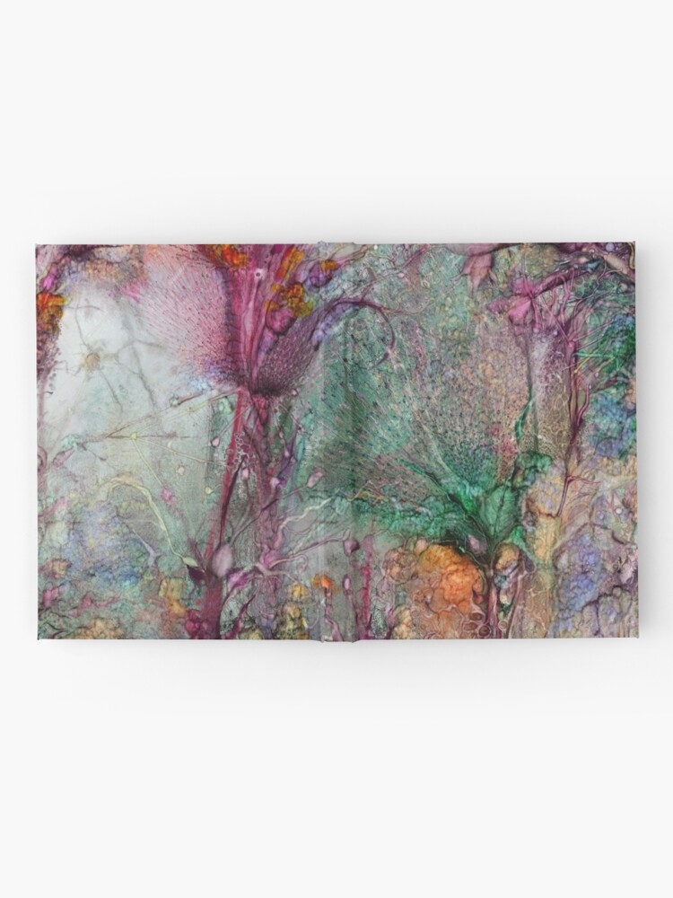 Alternate view of Qualia's Meadow R Hardcover Journal