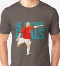 Paul Scholes - He Scores Goals T-Shirt