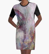 Qualia's Meadow L Graphic T-Shirt Dress