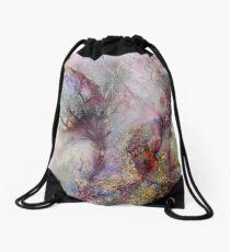 Qualia's Meadow L Drawstring Bag
