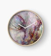 Qualia's Meadow L Clock