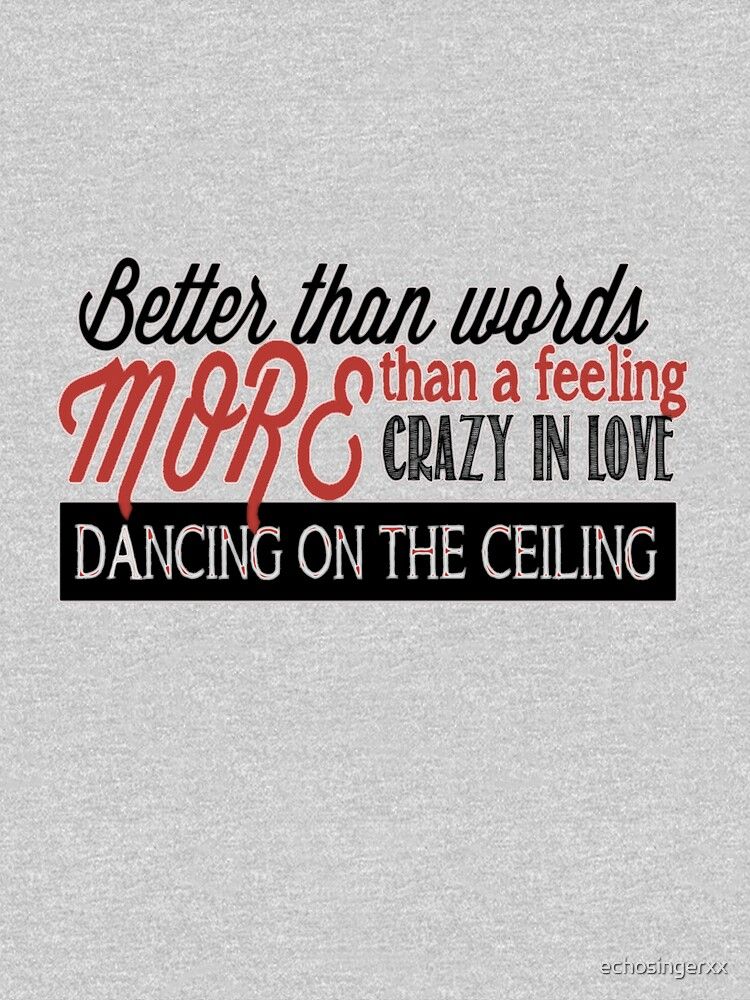 Better Than Words by echosingerxx