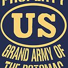 Property Grand Army of The Potomac Gold by Larry Oates