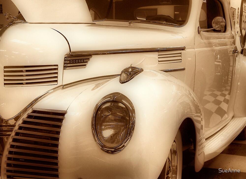 Antique Dodge by SueAnne
