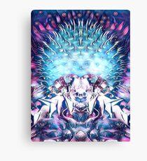Psytrance-pinenut Canvas Print