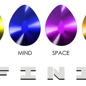 Infinity Stone by metalcharisma