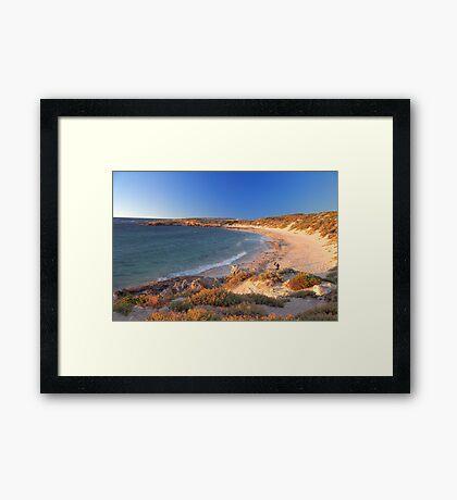 Safety Bay - Western Australia  Framed Print