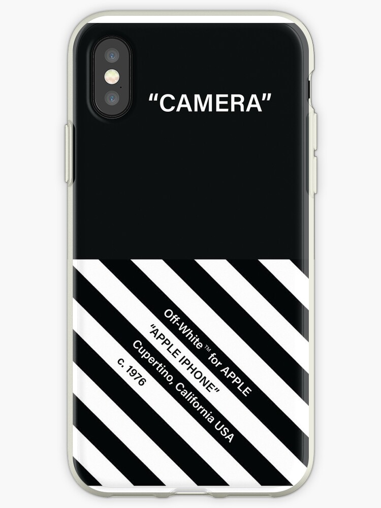 Off-White - iPhone Case by sportify