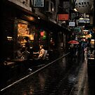Morning Coffee in Melbourne by Andrew Wilson