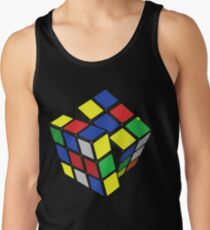 The cube Tank Top
