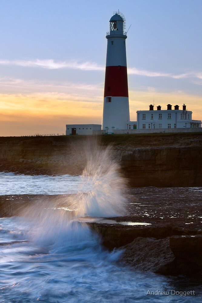 Portland Bill by Andrew Doggett