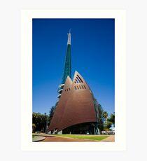Perth Bell Tower Art Print