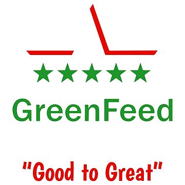 GreenFeed is Great by grouppixel
