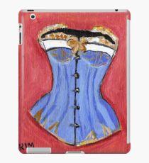 Baby Blue Bustier' iPad Case/Skin