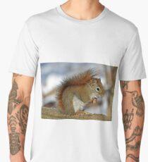 Cute Squirrel Men's Premium T-Shirt
