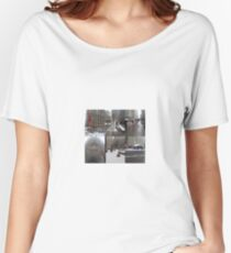 Lower Manhattan, New York, NY Women's Relaxed Fit T-Shirt