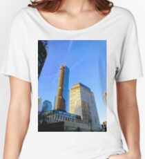 New York, NY Women's Relaxed Fit T-Shirt