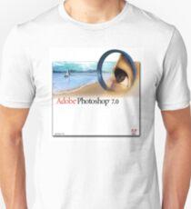 Photoshop 7.0 Unisex T-Shirt