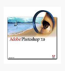 Photoshop 7.0 Photographic Print