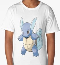Wartortle Long T-Shirt