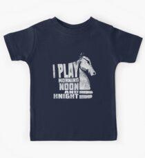 Chess Player Shirt - Funny Chess Gift Kids Tee