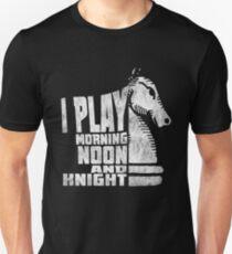 Chess Player Shirt - Funny Chess Gift Unisex T-Shirt