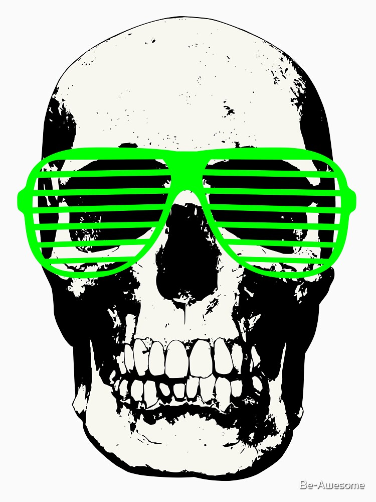 Cool Skull by Be-Awesome