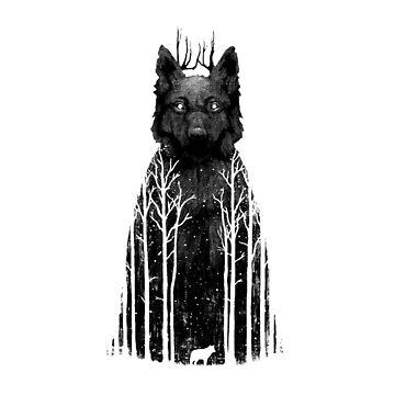Wolftree by blafke