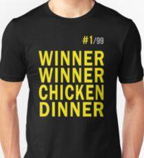 winner winner chicken dinner pubg Unisex T-Shirt