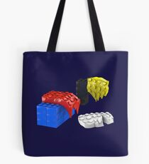 Dali Toy Bricks Tote Bag