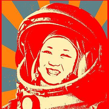 Raketenmann, Kim Jong Un von monsterplanet