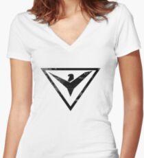 Elite Dangerous - Empire Women's Fitted V-Neck T-Shirt